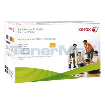 XEROX HP CLJ CP4025 TONER YELLOW CE262A